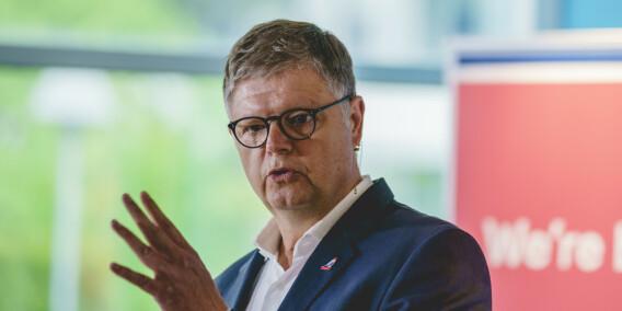 Image: Sparket - tjener 5 mill. mer enn ny toppsjef