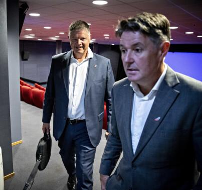 Image: Fikk sparken mandag: Kjempebonus i dag