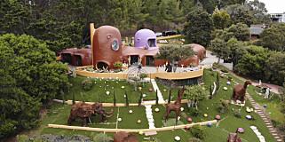 Image: Full splid om Flintstones-huset