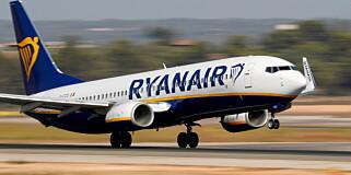 Image: Ryanair bannlyser passasjerer