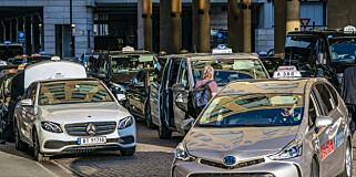 Image: Fortviler etter taxibonanza: - Urettferdig