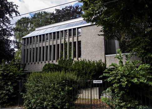 Image: Milliardærarving punget ut for praktvilla