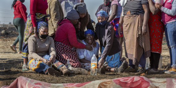 Image: Over 80 drept i blodig taxikrig