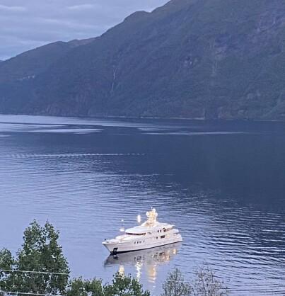 Image: «Mystisk» luksusyacht i Norge: - Mye festligheter