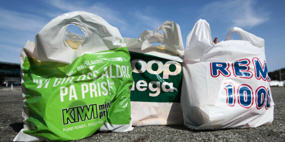 Image: Kraftig nedtur for dagligvarer